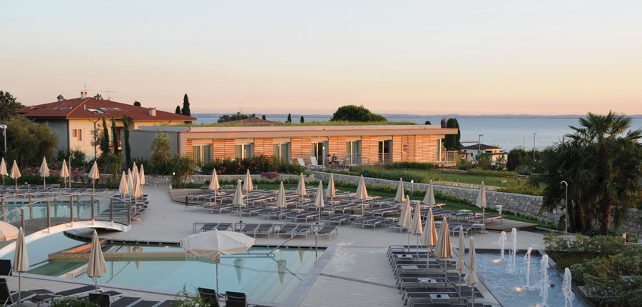 Hotel Germano, Bardolino, Lake Garda, Italy - Residence Pool.jpg